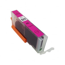Compatible Cartridge for Canon CLI-571 High Capacity Magenta Ink Cartridge.